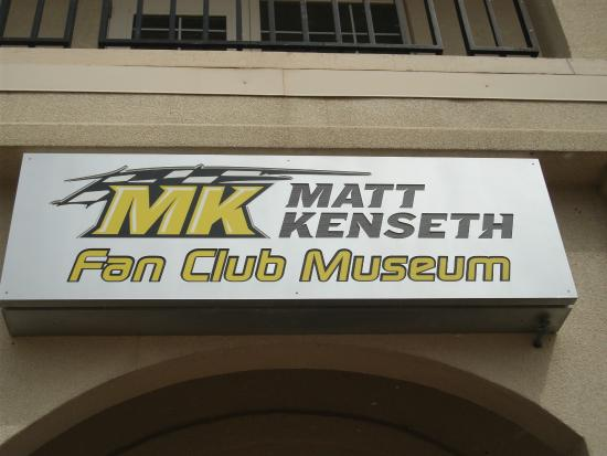 ‪Matt Kenseth Museum‬