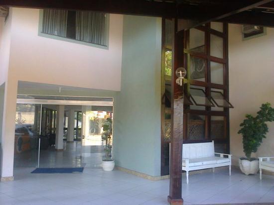 Hotel Quarup Praia: entrada