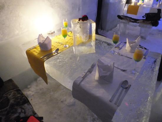 Ice Hotel Romania Picture