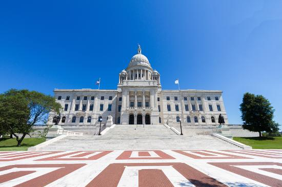 Providence, RI: Rhode Island State House