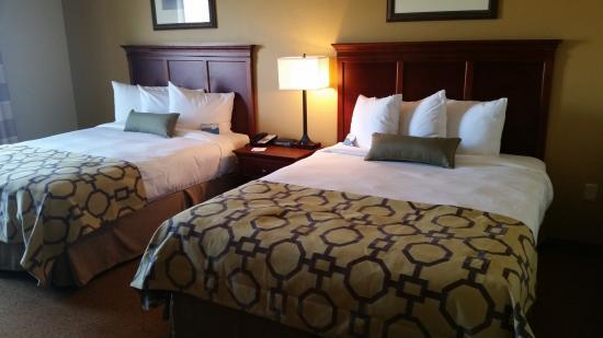 Baymont Inn & Suites Tempe Phoenix Airport: Standard Double Queen