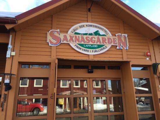 Saxnasgarden Hotel