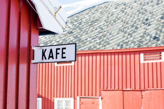 Finnmark, Noruega: Kafe