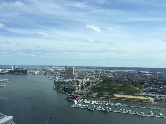 vista inner harbor picture of top of the world observation level rh tripadvisor co nz