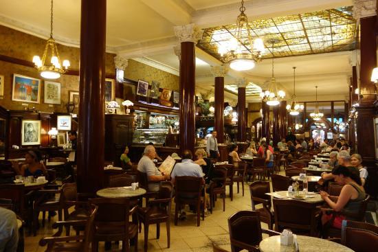 Image result for cafe tortoni