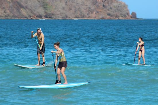 Playa Grande, Costa Rica: Doing great