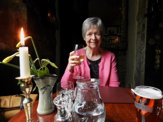 Haytor Vale, UK: Cheers!