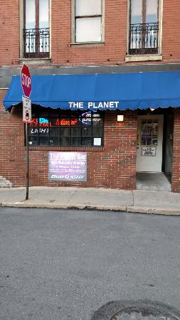The Planet Bar