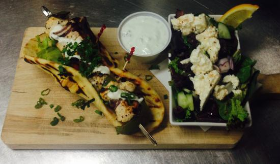 Hudson, Canadá: Some of chef Jays specials of the  week!!!