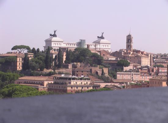 Terrazza delle Quadrighe - Picture of Roma dal Cielo Terrazza ...