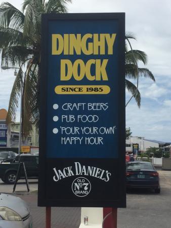 Dinghy Dock Bar