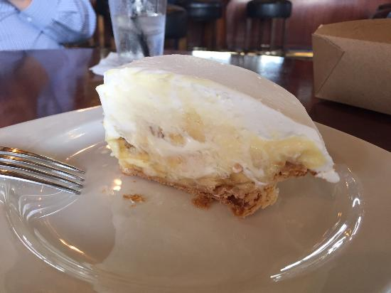 Banana Cream Pie Picture Of Fat City Bar Cafe