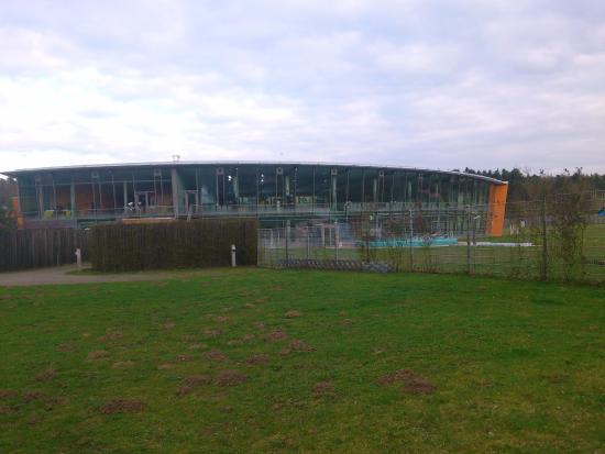 Guestrow, Niemcy: mit Außenbecken