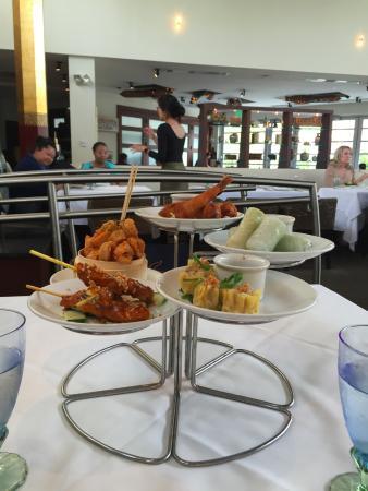 Nan Thai Fine Dining Etizers