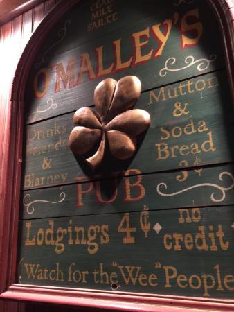 O'Malley's Pub Tysons Corner : photo1.jpg