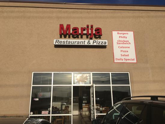 "North Salt Lake, UT: Pronounced ""Maria"" after the owner's daughter."