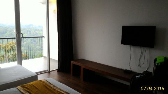 room and view from the room picture of emerald hill hotel kandy rh tripadvisor com