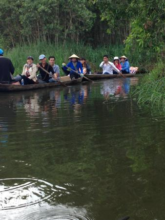 Dong Thap Province, Vietnam:  Gao Giong ecological tourist, Dong Thap