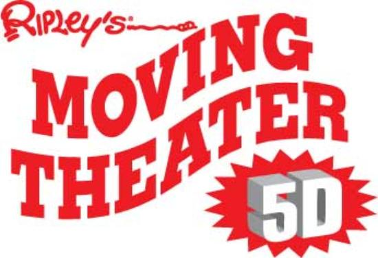 5d movie theatre picture of ripleys 5d moving theater