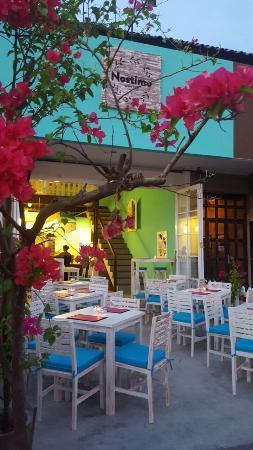 Nostimo Greek Grill Bali
