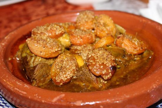 Riad l'Orangeraie: The Coup de gras