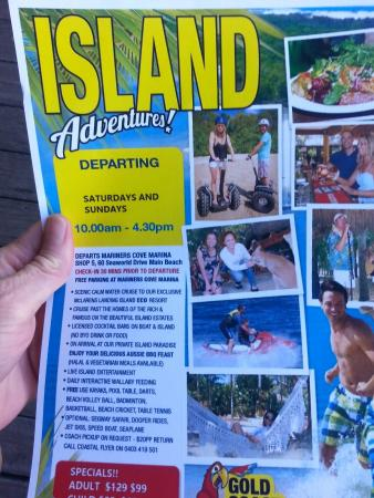 Tallship Island Adventures: 20160409_091326_large.jpg