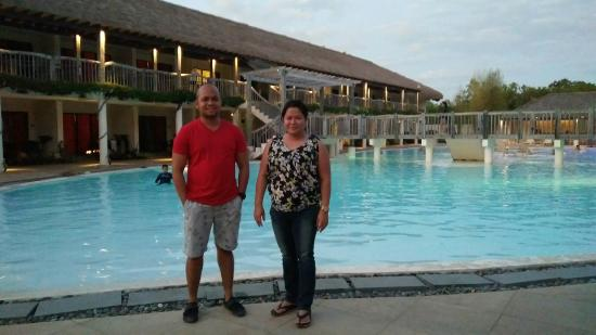 Bluewater Panglao Beach Resort: Superb food