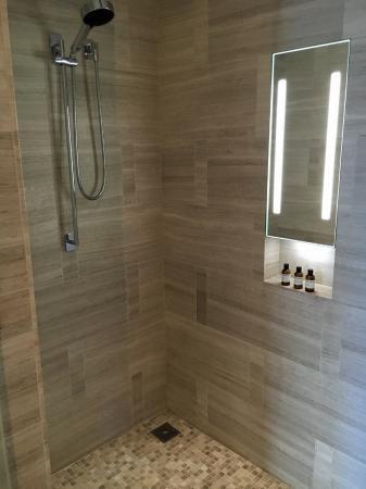 Park Hyatt New York Walk In Shower Master Bathroom