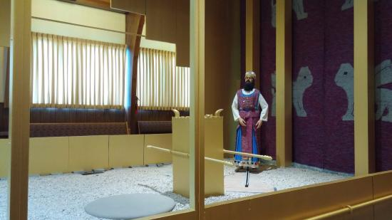 Biblical Tabernacle Reproduction : Inside the Tabernacle