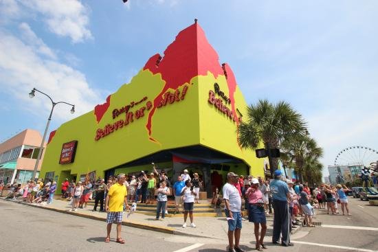 Photo of Tourist Attraction Ripley's Believe It or Not at 901 North Ocean Boulevard, Myrtle Beach, SC 29577, United States