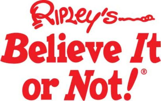 Ripley's Believe It or Not!: Logo