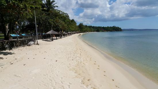 Beach - Sokha Beach Resort Photo