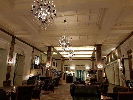 Beautiful Hotel and friendly service