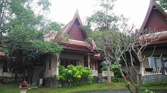Laem Set, Thailand: วิลล่า
