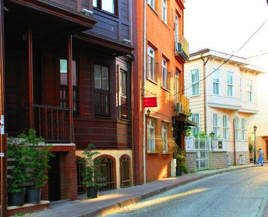 Emirhan inn apart hotel istanbul tyrkiet for Appart hotel istanbul