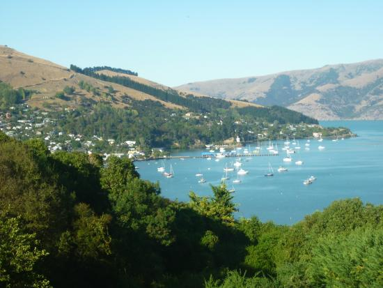 Akaroa TOP 10 Holiday Park Photo