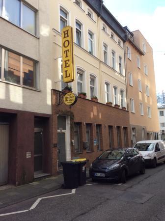 Hotel Im Kupferkessel Photo