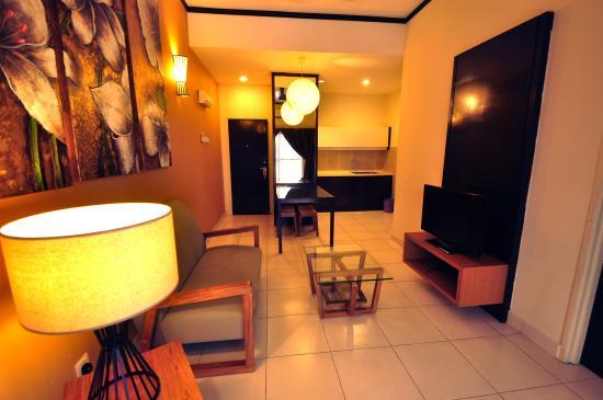2 Room Apartment Living Hall Picture Of Gold Coast Morib International Resort Banting Tripadvisor