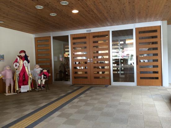 Yuki Lodge: 玄関