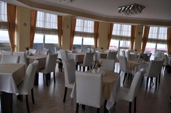 Spacious suite-size rooms, great view, exellent staff