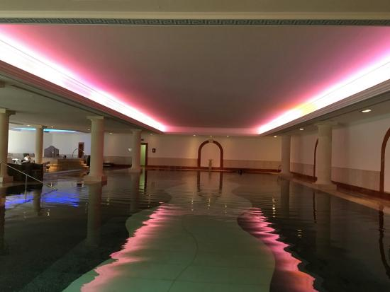 The Spa at Pennyhill Park: The Indoor Pool