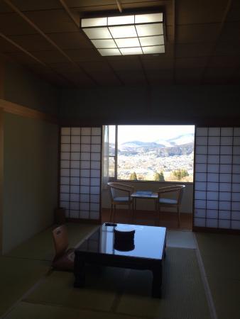 Shiki Resort Yunoka Yufuin : 広々
