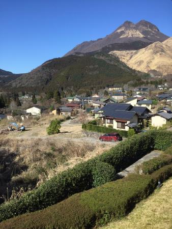 Shiki Resort Yunoka Yufuin : 由布岳