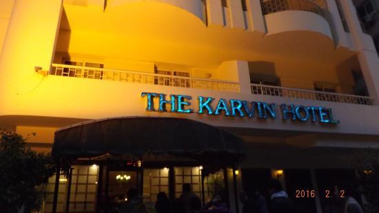 Massala: この「ザ・カルバン・ホテル」の1階にあるレストランです