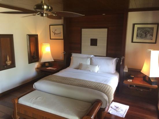 Tanjong Jara Resort: Bett