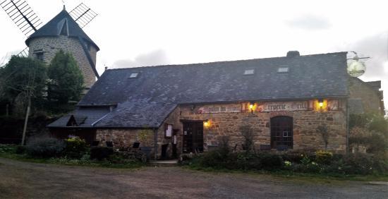 Le Moulin du Mont