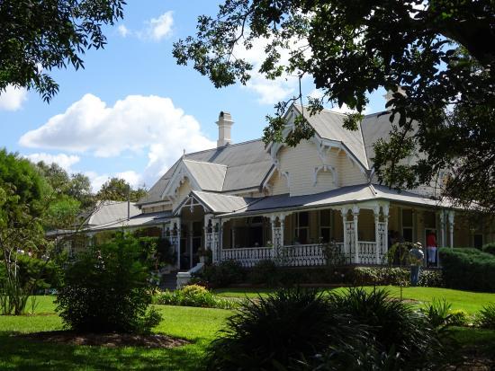 Harrow Homestead and Gardens