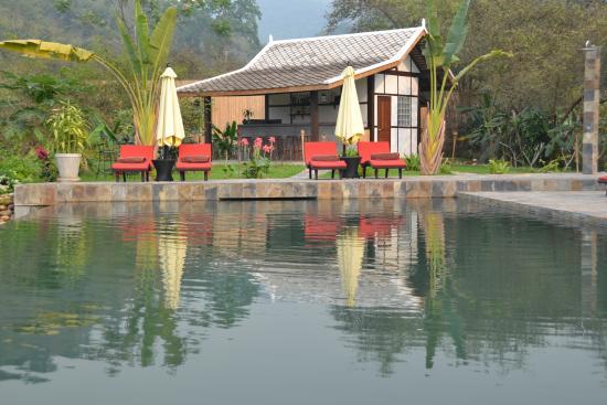 Muang La, Laos: Pool