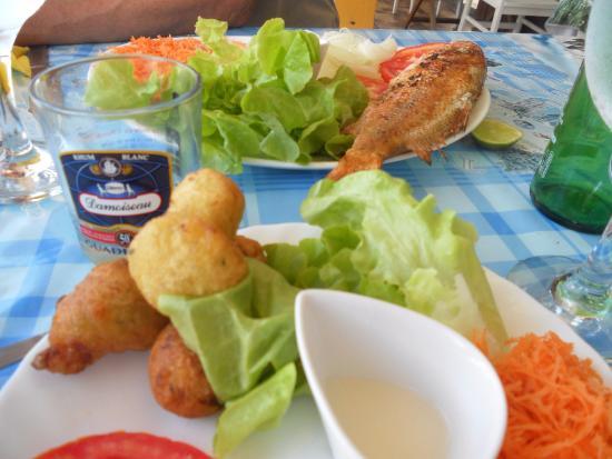 Restaurant Bord De Mer Anse Bertrand
