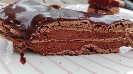 El Interior Picture Of La Mejor Tarta De Chocolate Del Mundo Madrid Tripadvisor